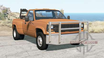 Gavril D-Series Tow Truck v1.12 pour BeamNG Drive