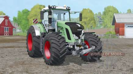 Fendt 939 Vario〡Wechselgetriebe für Farming Simulator 2015