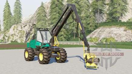 Timberjack 770 für Farming Simulator 2017