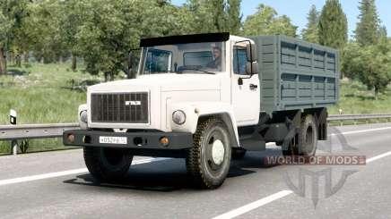 Gaz-3307 v5.0 für Euro Truck Simulator 2