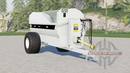 Hi Spec 1000 SS für Farming Simulator 2017