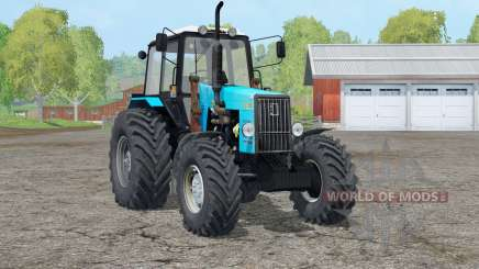 MTK-1221B Belaruƈ für Farming Simulator 2015