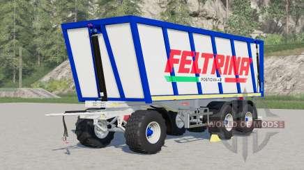 Feltrina trailer für Farming Simulator 2017