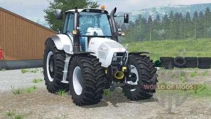 Hurlimann XL 130〡 roues double pour Farming Simulator 2013
