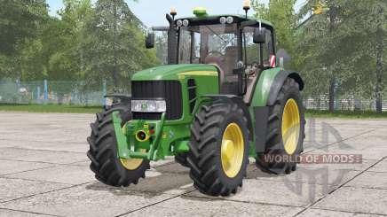 John Deere 6030 Premium〡Sound-Update für Farming Simulator 2017