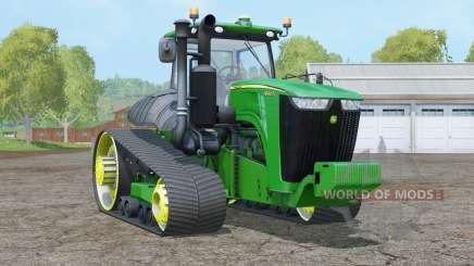 John Deere 9560RT〡regulagem do volante pour Farming Simulator 2015