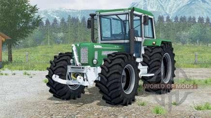 Schluter Super 1500 TVꝈ pour Farming Simulator 2013
