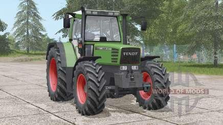 Fendt Favorit 510 C Turbomatik〡thré versions pour Farming Simulator 2017