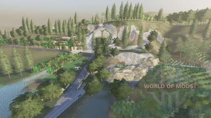 Monti Dauni〡Saisons für Farming Simulator 2017