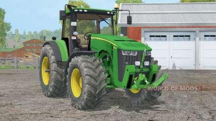 John Deere 8૩70R für Farming Simulator 2015