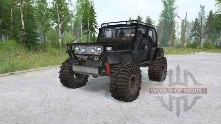 Jeep Wrangler (TJ)〡Off-Road für MudRunner