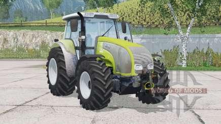 Valtra T140〡fronthydraulik klappbar pour Farming Simulator 2015