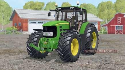 John Deere 7530 Premiuᶆ für Farming Simulator 2015