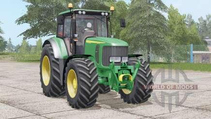 John Deere 6920S〡enhanced Animation für Farming Simulator 2017