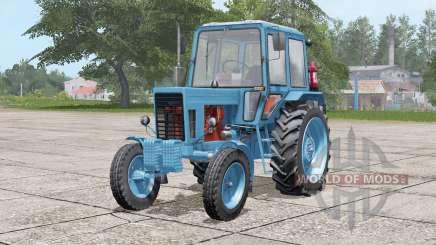MTZ-80 Weißrussland für Farming Simulator 2017