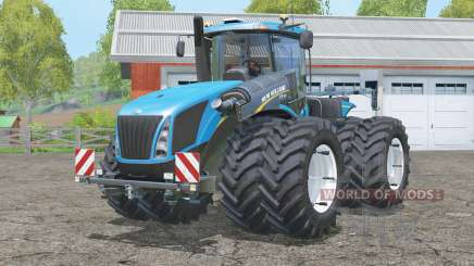 New Holland T9.700〡automatische Rückfahrleuchten für Farming Simulator 2015