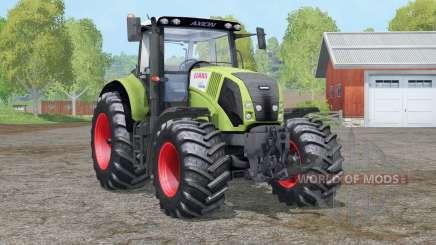 Claas Axion 830〡contrôle interactif pour Farming Simulator 2015
