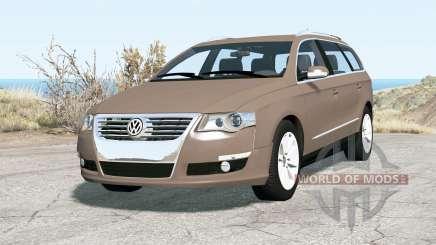 Volkswagen Passat Variant (B6) 2008 für BeamNG Drive