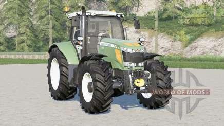 Massey Ferguson 7600 Serie〡Motorauswahl für Farming Simulator 2017