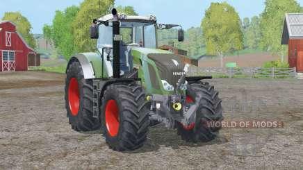 Fendt 828 Variᴑ für Farming Simulator 2015