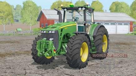 John Deere 8530 〡essuie-glace avantanimé pour Farming Simulator 2015