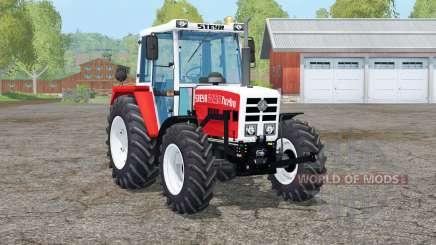 Steyr 8090A Turbo〡bewegliche Achse für Farming Simulator 2015