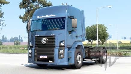 Volkswagen Constellation Titan tractor 19-320 2011 v4.0 für Euro Truck Simulator 2