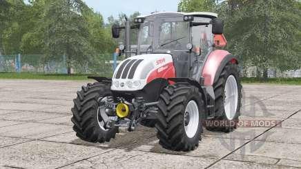 Steyr Multi 4000 für Farming Simulator 2017