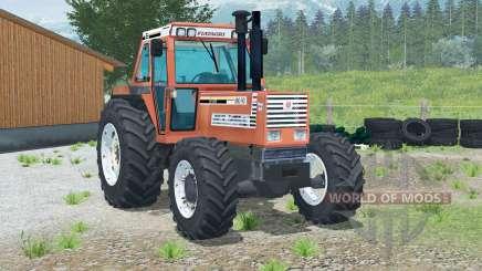 Fiat 180-90 DT Turbo pour Farming Simulator 2013