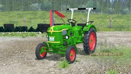 Deutz D 2ⴝ pour Farming Simulator 2013