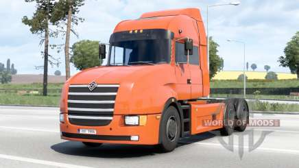 Oural-6464 pour Euro Truck Simulator 2