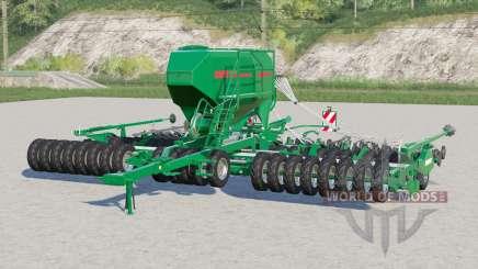 Horsch Pronto 9 DC〡trittbleche in Edelstahl für Farming Simulator 2017