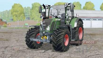 Fendt 718 Vario〡regulagem do volante pour Farming Simulator 2015