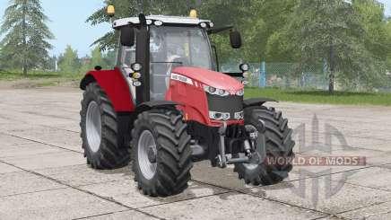 Massey Ferguson 6600 serieᵴ für Farming Simulator 2017