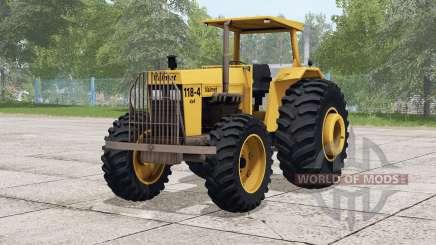 Valmet 118-4 4x4 für Farming Simulator 2017