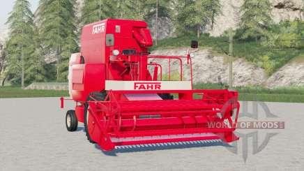 Fahr M66 pour Farming Simulator 2017