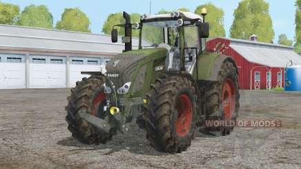 Fendt 828 Vario〡animierte Hydraulik für Farming Simulator 2015