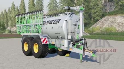 Joskin Modulo2 16000 MEB〡RäderOptionen für Farming Simulator 2017