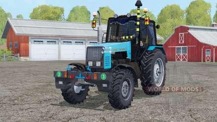 Mth-1221 Belarus〡s gute Physik für Farming Simulator 2015
