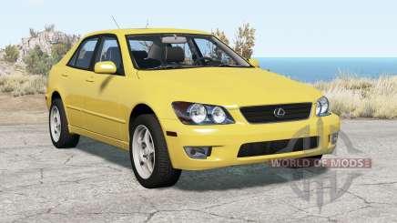 Lexus IS 300 (XE10) Զ001 pour BeamNG Drive