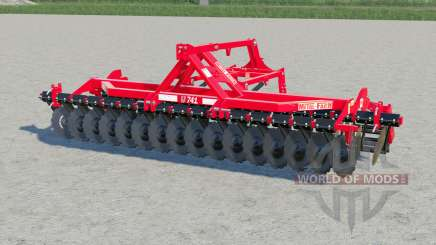 Metall-Fach U741-1〡4 Meter Version für Farming Simulator 2017