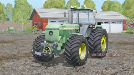 John Deere 475ƽ pour Farming Simulator 2015
