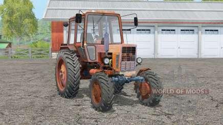 MTH-82 Belarus 〡n sons de moteur pour Farming Simulator 2015