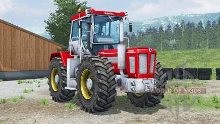 Schluter Super-Trac 2500 VL〡 lumières inversées automatiques pour Farming Simulator 2013