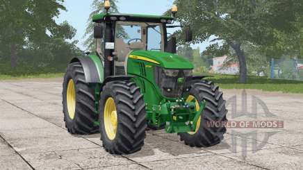 Jean Deere 6250ɍ pour Farming Simulator 2017