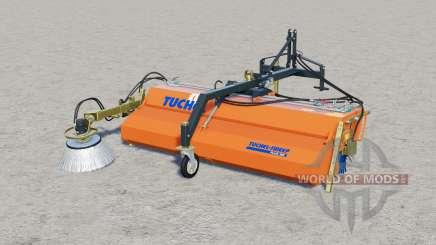 Tuchel-Sweep Plus 590 pour Farming Simulator 2017