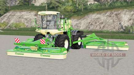 Krone BiG M 50〡0Reifenauswahl für Farming Simulator 2017