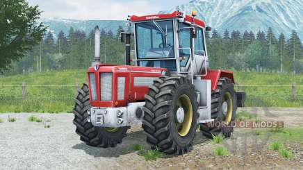 Schluter Super-Trac 2500 VŁ pour Farming Simulator 2013
