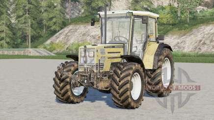 Hurlimann H-488 Turbo〡sound-update für Farming Simulator 2017
