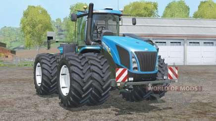 New Holland Ƭ9.565 für Farming Simulator 2015